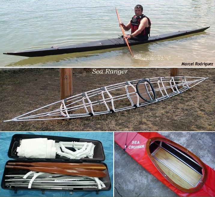 Folding Kayak Builders Manual Homebuilt Kayaks